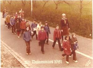 Duinenmars 1981
